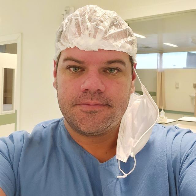 Dr. Leandro Alves Lino Acioly de Carvalho<br> Aluno de Ultrassonografia